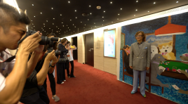 台灣動物新聞: 公益富豪搶救釜中狗 親力親為