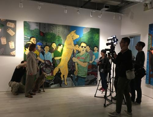 11月10日 玄陵接受香港电视台ViuTv专题采访