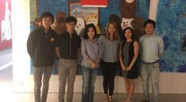 Meeting with South Korea's largest animal rights organization CARE