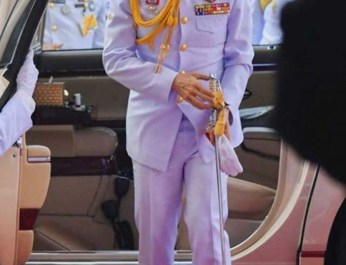 King of Thailand is a Dog Lover as well